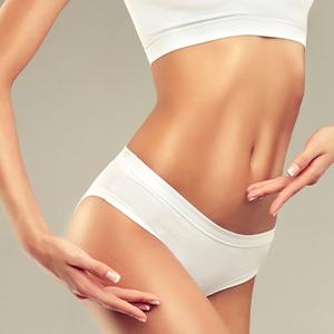 脂肪吸引+脂肪溶解レーザー